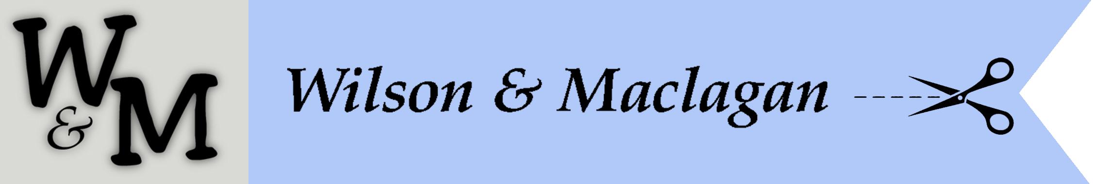Wilson & Maclagan